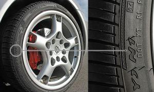 Porsche tire N1